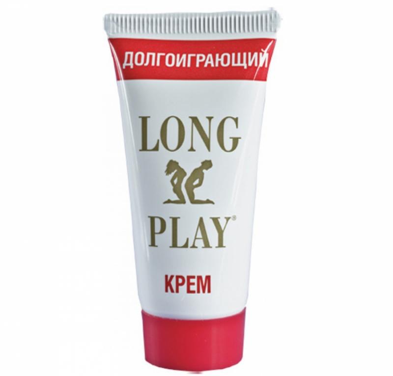 """Крем """"Долгоиграющий"""" (""""long play"""") туб пластиковый 15 мл"""