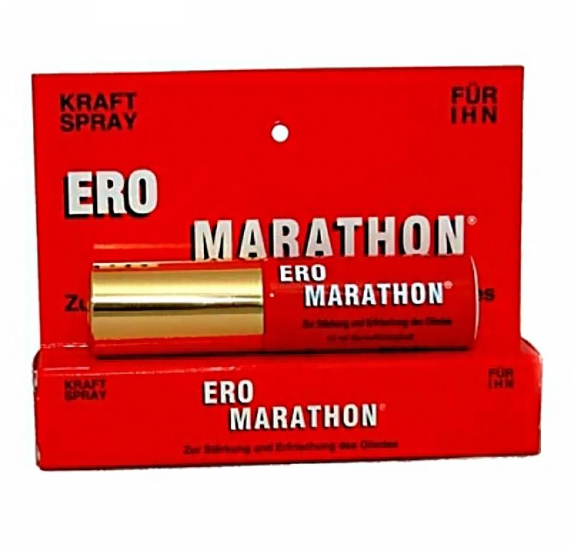 Спрей для эрекции + пролонгатор Ero-Marathon