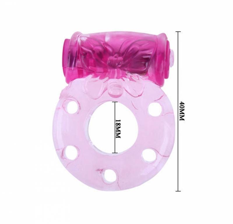Виброкольцо / Vibro ring - pink