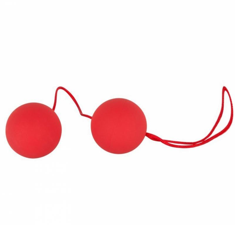 Вагинальные шарики - Red Love Balls