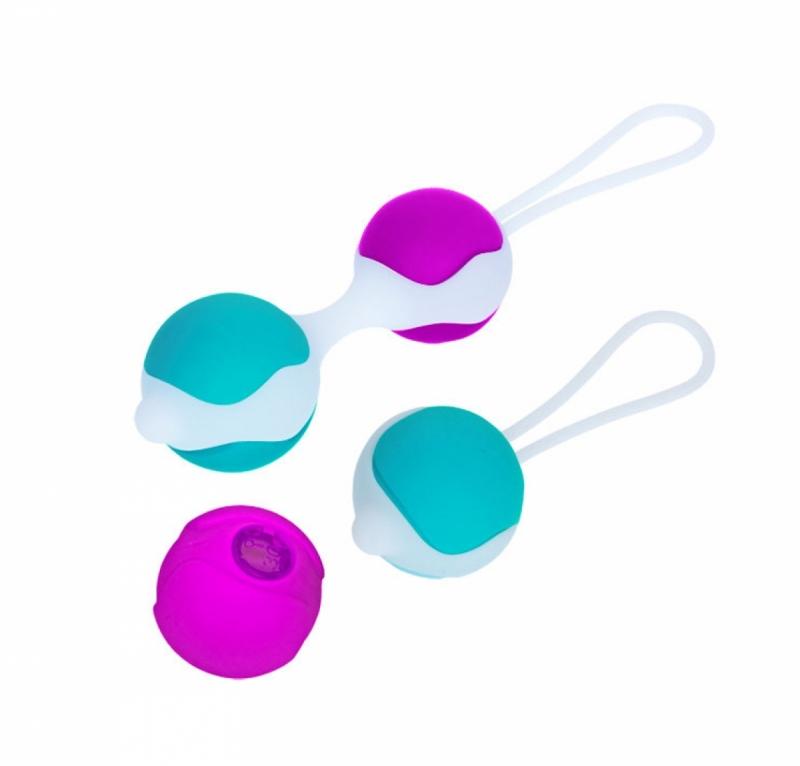 Набор вагинальных шариков - Baile Pretty Love