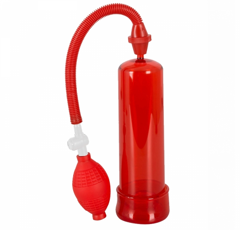 Вакуумная помпа / THE DEVELOPER PUMP RED