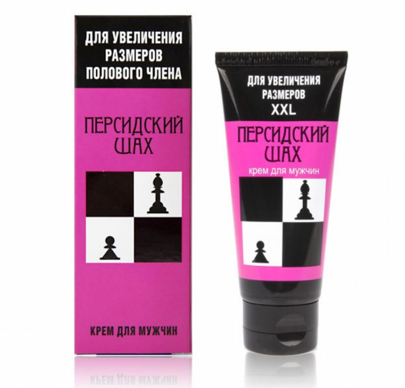 """Крем """"Персидский шах"""" для мужчин флакон-диспенсер 50мл"""
