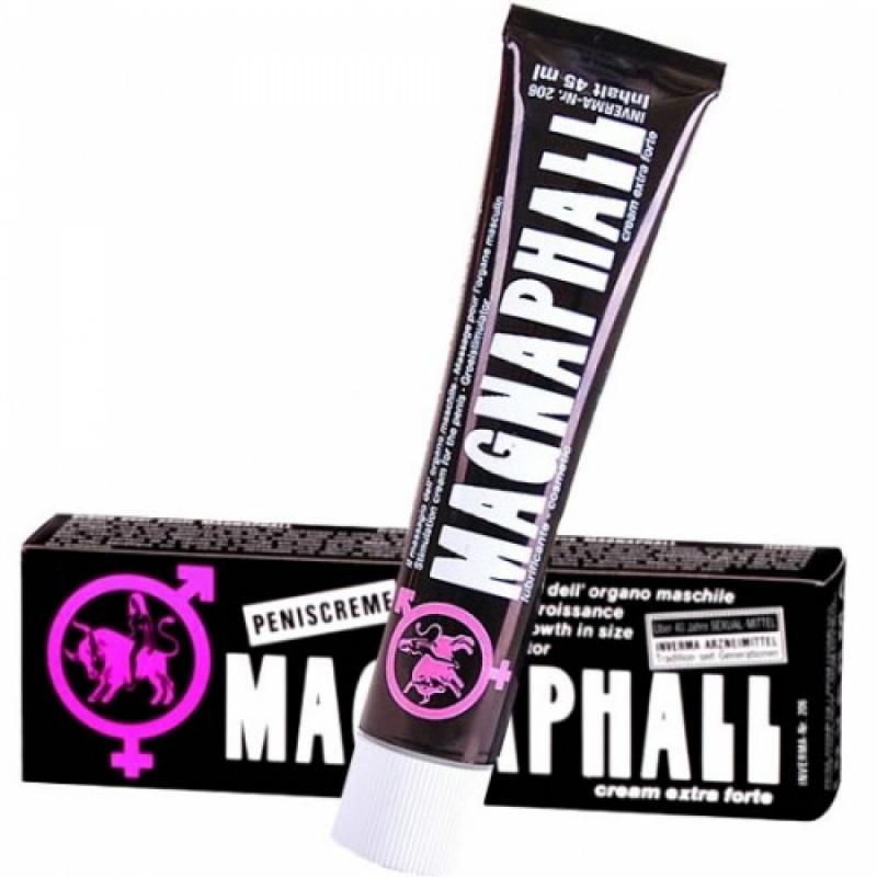 Крем для мужчин - MAGNAPHALL